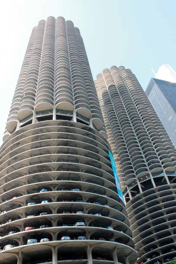 Chicago, Marina City